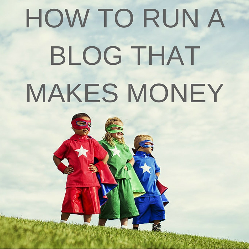 BLOG THAT MAKES MONEY