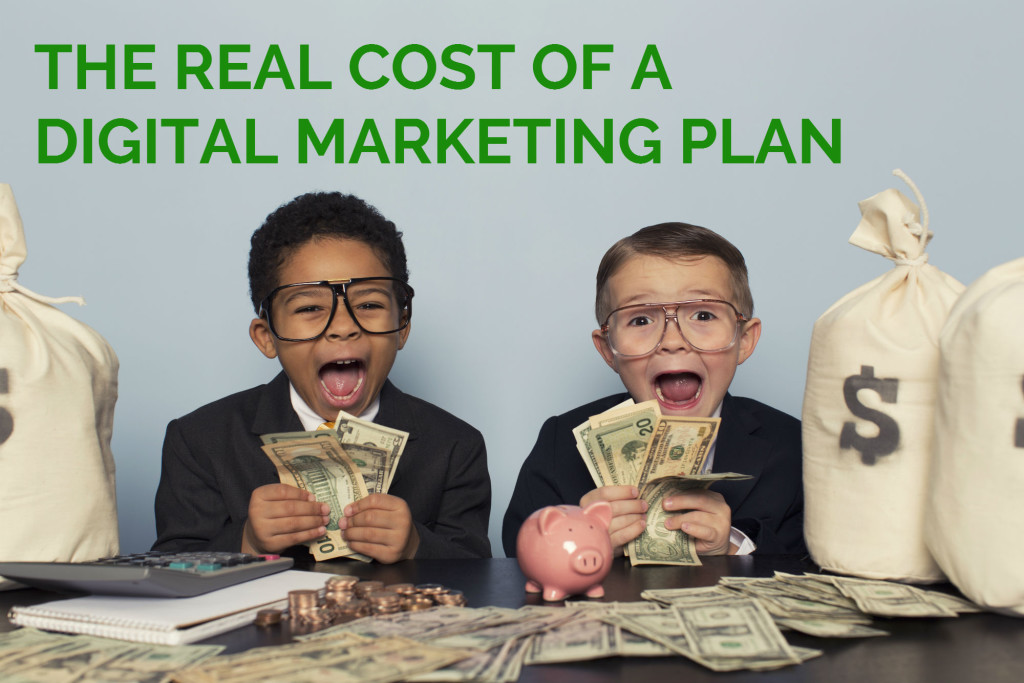 I'm actually going to flip this on it's head a little bit and talk to you about the costs of not having a marketing plan.