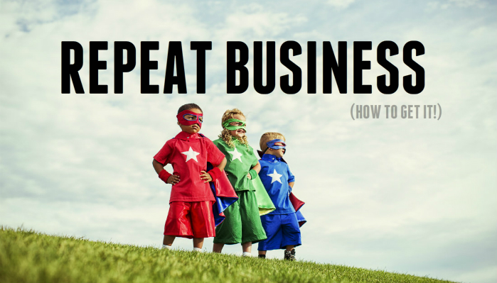 Repeat Business - The New Media Group