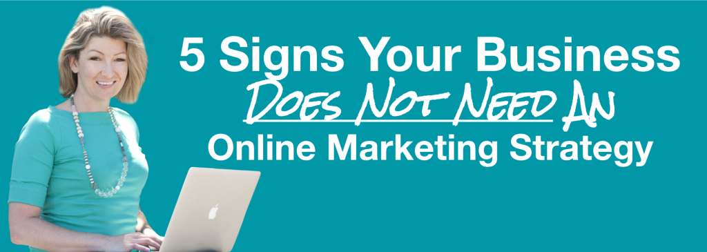 Do You Really Need An Online Marketing Strategy Laurel Anne Stark
