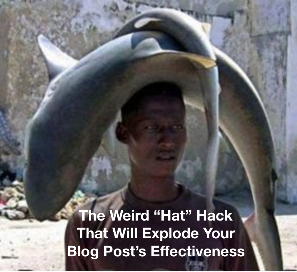 HAT HACK for social media